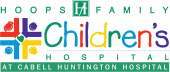 Hoops Family Children's Hospital logo